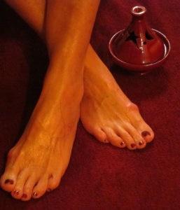 voetzoolreflex